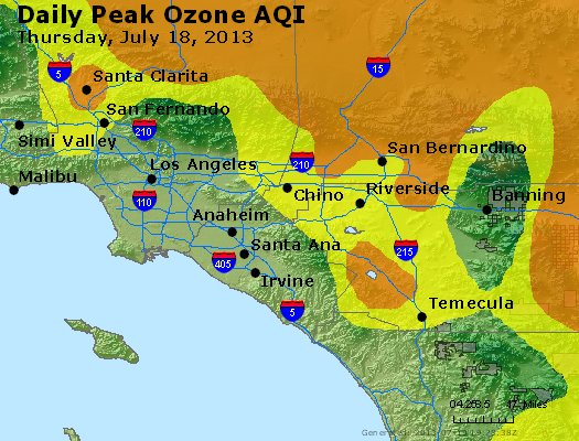 Peak Ozone (8-hour) - http://files.airnowtech.org/airnow/2013/20130718/peak_o3_losangeles_ca.jpg