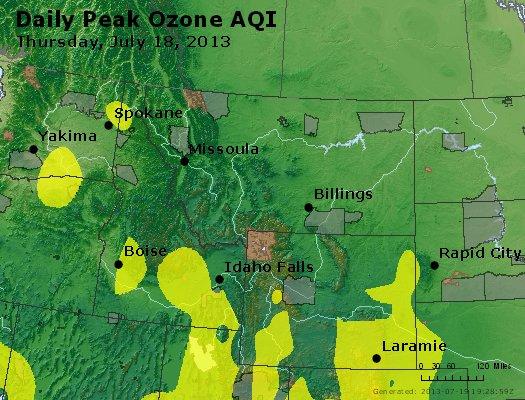 Peak Ozone (8-hour) - http://files.airnowtech.org/airnow/2013/20130718/peak_o3_mt_id_wy.jpg