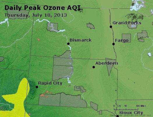 Peak Ozone (8-hour) - http://files.airnowtech.org/airnow/2013/20130718/peak_o3_nd_sd.jpg