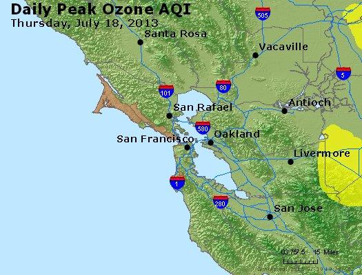 Peak Ozone (8-hour) - http://files.airnowtech.org/airnow/2013/20130718/peak_o3_sanfrancisco_ca.jpg