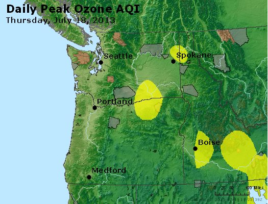 Peak Ozone (8-hour) - http://files.airnowtech.org/airnow/2013/20130718/peak_o3_wa_or.jpg