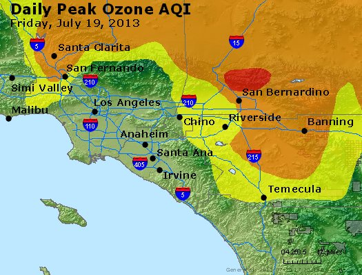 Peak Ozone (8-hour) - http://files.airnowtech.org/airnow/2013/20130719/peak_o3_losangeles_ca.jpg