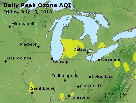 Peak Ozone (8-hour) - http://files.airnowtech.org/airnow/2013/20130719/peak_o3_mi_in_oh.jpg