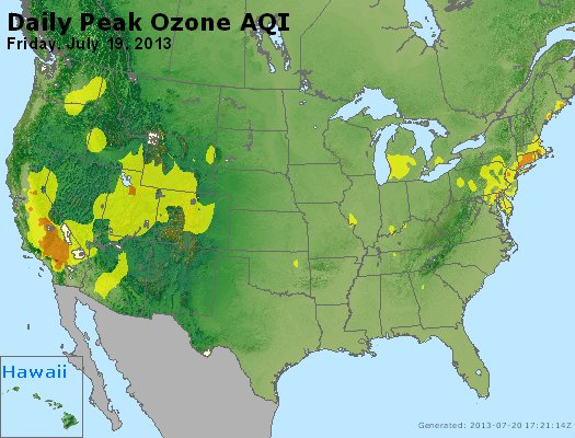 Peak Ozone (8-hour) - http://files.airnowtech.org/airnow/2013/20130719/peak_o3_usa.jpg