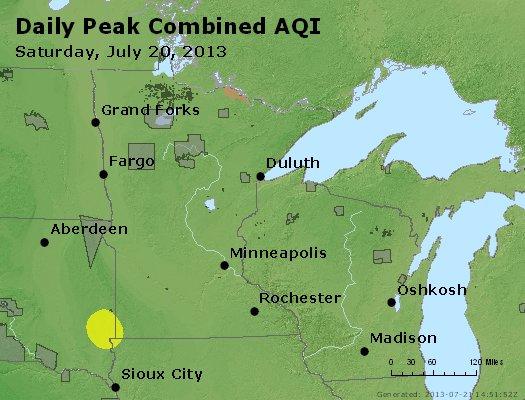 Peak AQI - http://files.airnowtech.org/airnow/2013/20130720/peak_aqi_mn_wi.jpg
