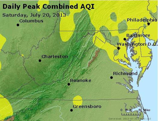 Peak AQI - http://files.airnowtech.org/airnow/2013/20130720/peak_aqi_va_wv_md_de_dc.jpg