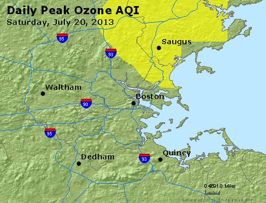 Peak Ozone (8-hour) - http://files.airnowtech.org/airnow/2013/20130720/peak_o3_boston_ma.jpg