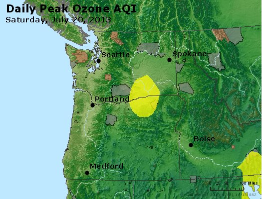 Peak Ozone (8-hour) - http://files.airnowtech.org/airnow/2013/20130720/peak_o3_wa_or.jpg
