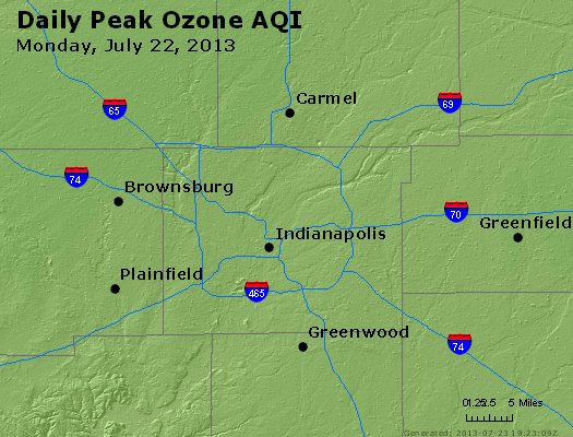 Peak Ozone (8-hour) - http://files.airnowtech.org/airnow/2013/20130722/peak_o3_indianapolis_in.jpg