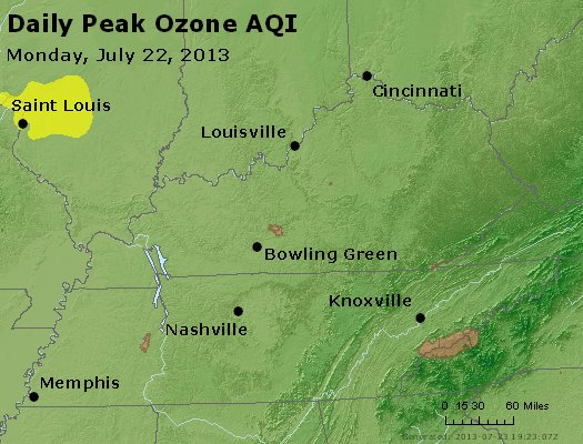 Peak Ozone (8-hour) - http://files.airnowtech.org/airnow/2013/20130722/peak_o3_ky_tn.jpg