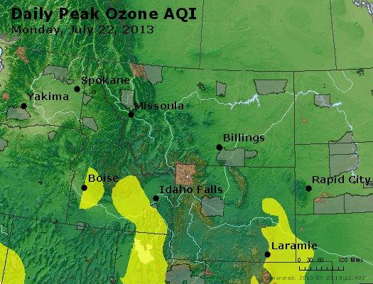 Peak Ozone (8-hour) - http://files.airnowtech.org/airnow/2013/20130722/peak_o3_mt_id_wy.jpg