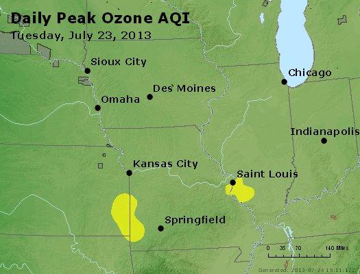 Peak Ozone (8-hour) - http://files.airnowtech.org/airnow/2013/20130723/peak_o3_ia_il_mo.jpg