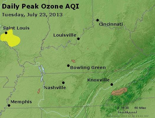 Peak Ozone (8-hour) - http://files.airnowtech.org/airnow/2013/20130723/peak_o3_ky_tn.jpg
