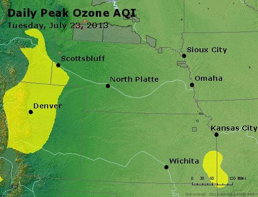 Peak Ozone (8-hour) - http://files.airnowtech.org/airnow/2013/20130723/peak_o3_ne_ks.jpg