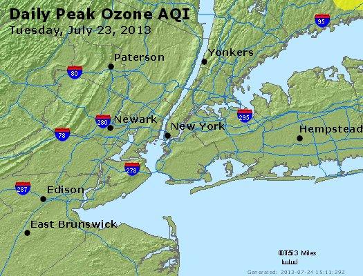 Peak Ozone (8-hour) - http://files.airnowtech.org/airnow/2013/20130723/peak_o3_newyork_ny.jpg