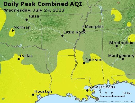Peak AQI - http://files.airnowtech.org/airnow/2013/20130724/peak_aqi_ar_la_ms.jpg