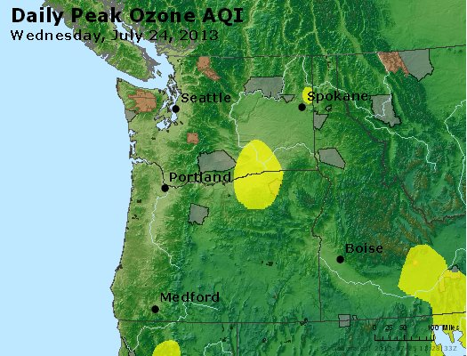 Peak Ozone (8-hour) - http://files.airnowtech.org/airnow/2013/20130724/peak_o3_wa_or.jpg