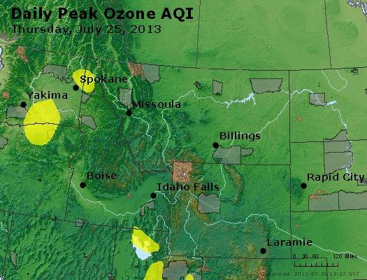 Peak Ozone (8-hour) - http://files.airnowtech.org/airnow/2013/20130725/peak_o3_mt_id_wy.jpg