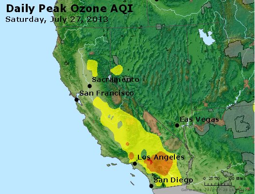 Peak Ozone (8-hour) - http://files.airnowtech.org/airnow/2013/20130727/peak_o3_ca_nv.jpg