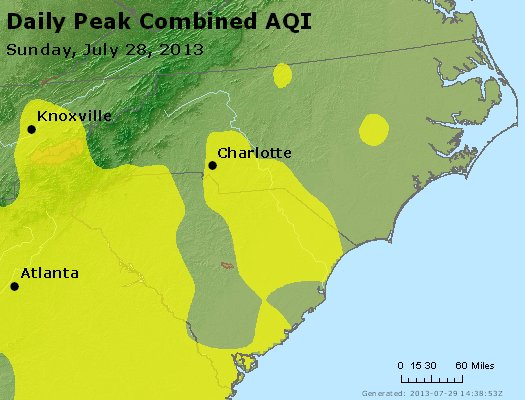Peak AQI - http://files.airnowtech.org/airnow/2013/20130728/peak_aqi_nc_sc.jpg