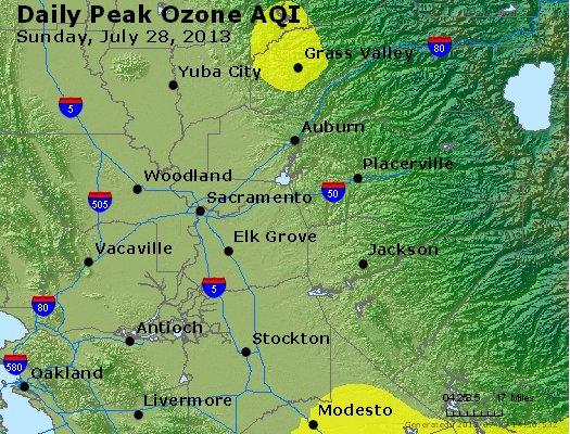 Peak Ozone (8-hour) - http://files.airnowtech.org/airnow/2013/20130728/peak_o3_sacramento_ca.jpg
