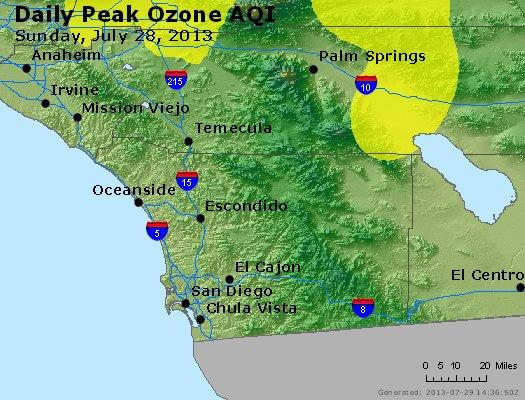 Peak Ozone (8-hour) - http://files.airnowtech.org/airnow/2013/20130728/peak_o3_sandiego_ca.jpg