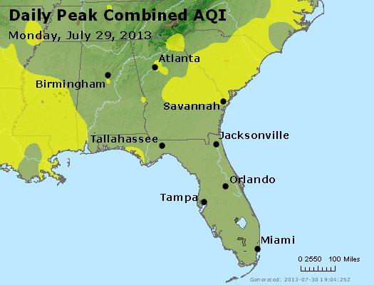 Peak AQI - http://files.airnowtech.org/airnow/2013/20130729/peak_aqi_al_ga_fl.jpg