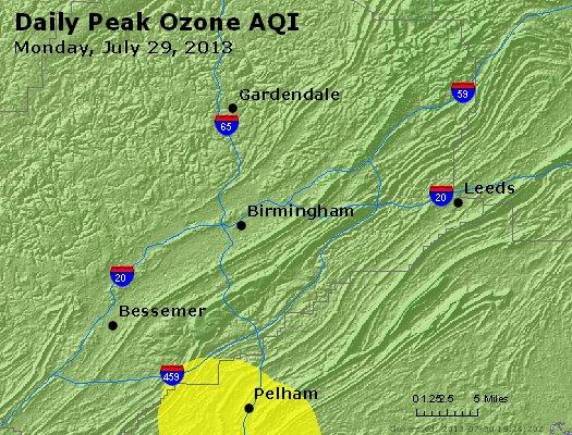 Peak Ozone (8-hour) - http://files.airnowtech.org/airnow/2013/20130729/peak_o3_birmingham_al.jpg