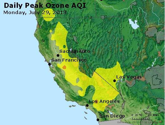 Peak Ozone (8-hour) - http://files.airnowtech.org/airnow/2013/20130729/peak_o3_ca_nv.jpg