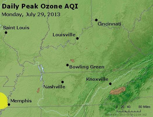 Peak Ozone (8-hour) - http://files.airnowtech.org/airnow/2013/20130729/peak_o3_ky_tn.jpg