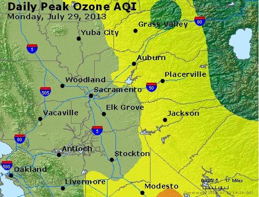 Peak Ozone (8-hour) - http://files.airnowtech.org/airnow/2013/20130729/peak_o3_sacramento_ca.jpg
