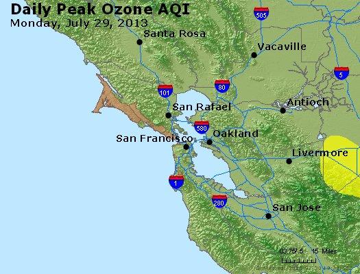 Peak Ozone (8-hour) - http://files.airnowtech.org/airnow/2013/20130729/peak_o3_sanfrancisco_ca.jpg