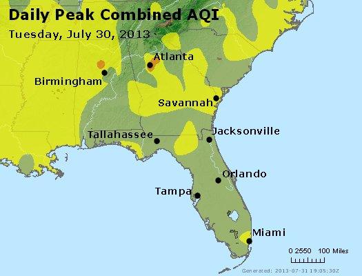 Peak AQI - http://files.airnowtech.org/airnow/2013/20130730/peak_aqi_al_ga_fl.jpg