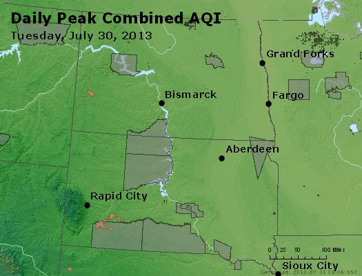 Peak AQI - http://files.airnowtech.org/airnow/2013/20130730/peak_aqi_nd_sd.jpg