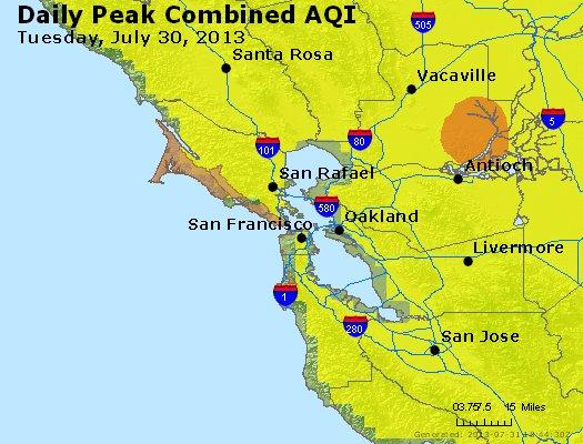 Peak AQI - http://files.airnowtech.org/airnow/2013/20130730/peak_aqi_sanfrancisco_ca.jpg