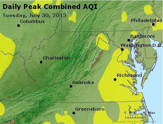 Peak AQI - http://files.airnowtech.org/airnow/2013/20130730/peak_aqi_va_wv_md_de_dc.jpg