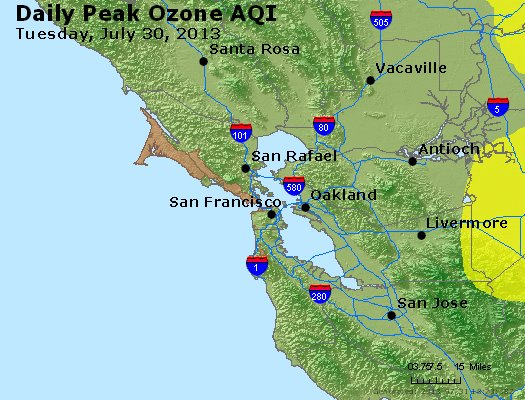 Peak Ozone (8-hour) - http://files.airnowtech.org/airnow/2013/20130730/peak_o3_sanfrancisco_ca.jpg