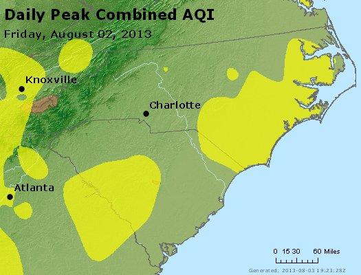 Peak AQI - http://files.airnowtech.org/airnow/2013/20130802/peak_aqi_nc_sc.jpg