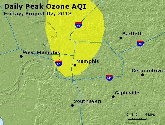 Peak Ozone (8-hour) - http://files.airnowtech.org/airnow/2013/20130802/peak_o3_memphis_tn.jpg