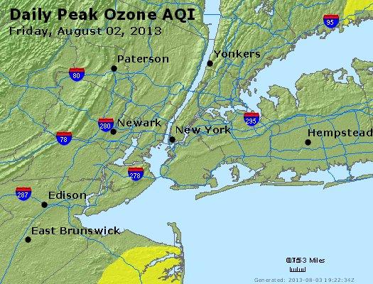 Peak Ozone (8-hour) - http://files.airnowtech.org/airnow/2013/20130802/peak_o3_newyork_ny.jpg
