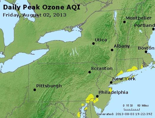 Peak Ozone (8-hour) - http://files.airnowtech.org/airnow/2013/20130802/peak_o3_ny_pa_nj.jpg