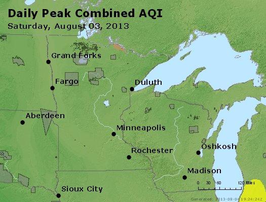 Peak AQI - http://files.airnowtech.org/airnow/2013/20130803/peak_aqi_mn_wi.jpg