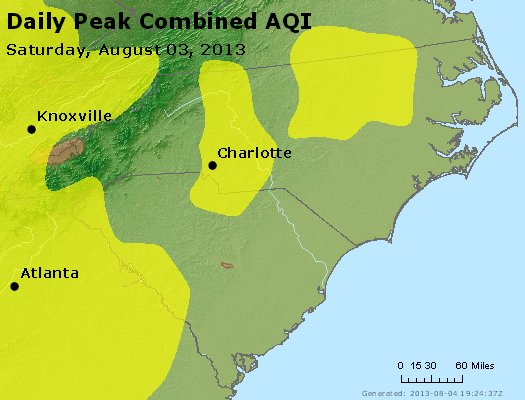 Peak AQI - http://files.airnowtech.org/airnow/2013/20130803/peak_aqi_nc_sc.jpg