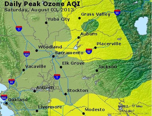 Peak Ozone (8-hour) - http://files.airnowtech.org/airnow/2013/20130803/peak_o3_sacramento_ca.jpg
