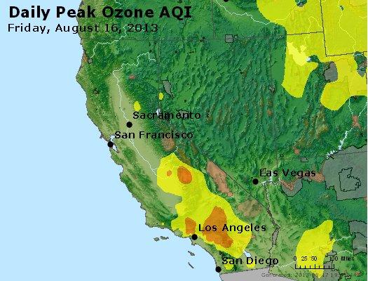 Peak Ozone (8-hour) - http://files.airnowtech.org/airnow/2013/20130816/peak_o3_ca_nv.jpg