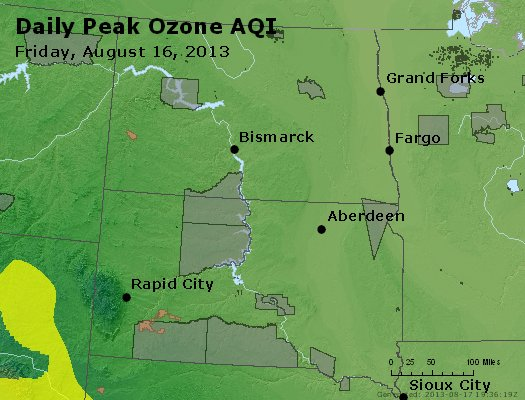 Peak Ozone (8-hour) - http://files.airnowtech.org/airnow/2013/20130816/peak_o3_nd_sd.jpg
