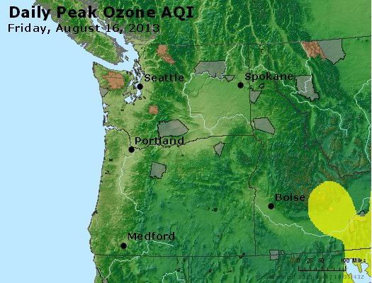 Peak Ozone (8-hour) - http://files.airnowtech.org/airnow/2013/20130816/peak_o3_wa_or.jpg