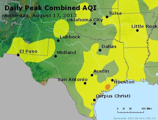 Peak AQI - http://files.airnowtech.org/airnow/2013/20130817/peak_aqi_tx_ok.jpg