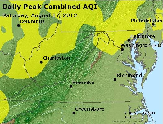 Peak AQI - http://files.airnowtech.org/airnow/2013/20130817/peak_aqi_va_wv_md_de_dc.jpg