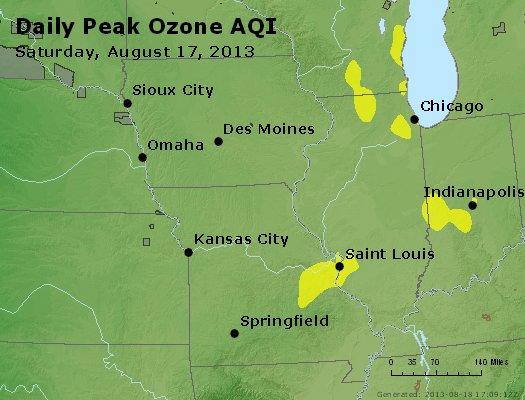 Peak Ozone (8-hour) - http://files.airnowtech.org/airnow/2013/20130817/peak_o3_ia_il_mo.jpg